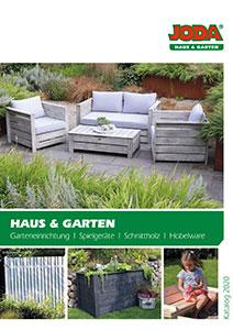 Joda Katalog Haus & Garten