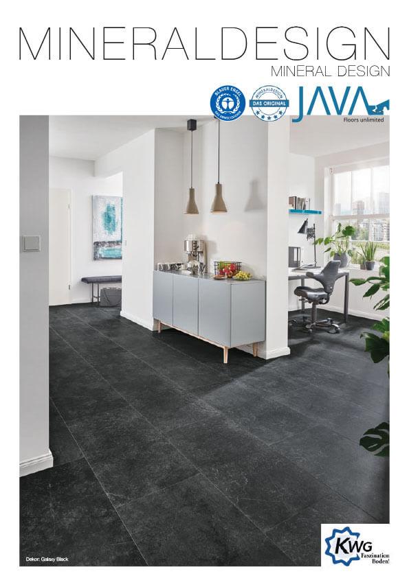 Kohbau Mineraldesign Java Katalog