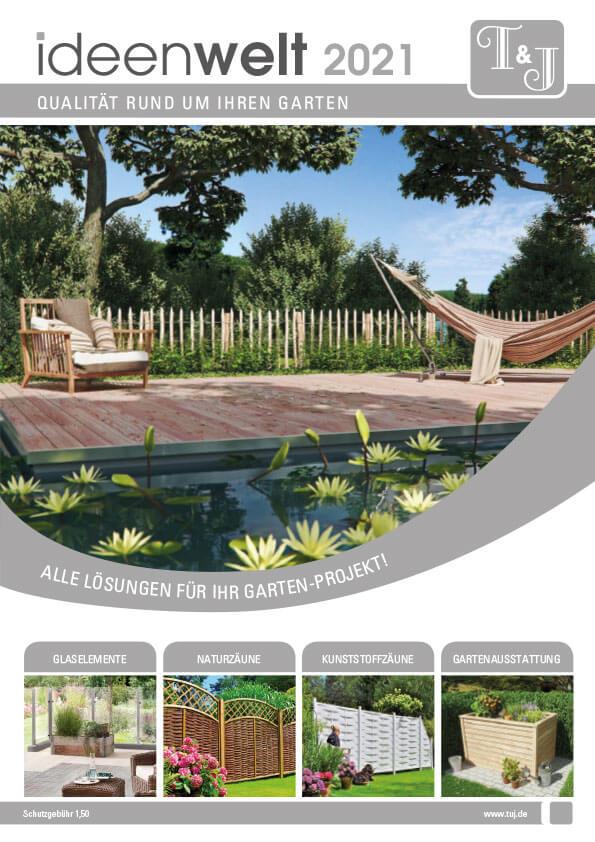 Kohbau T&J Ideenwelt Garten Katalog 2021