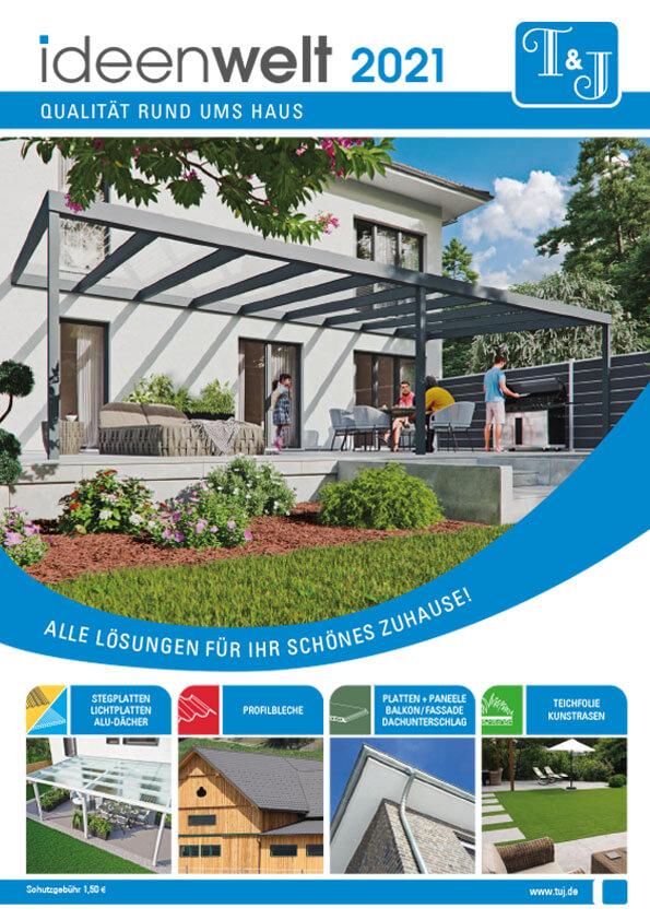 Kohbau T&J Ideenwelt Haus Katalog 2021