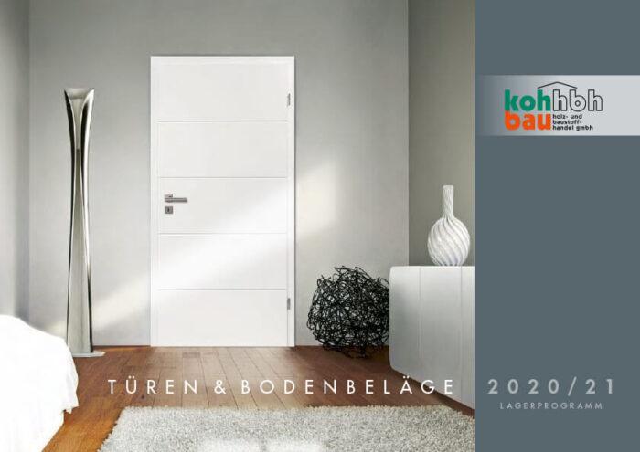 Kohbau – Türen & Bodenbeläge 2020/21